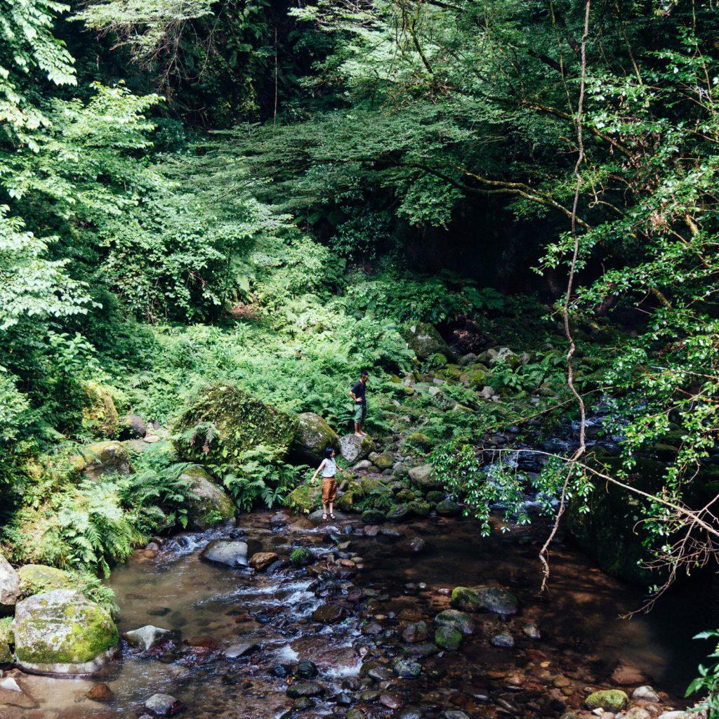 Yufugawa Canyon