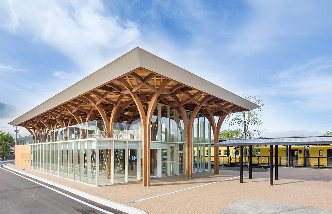 Tourist Information Center Architecture